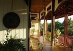 Hôtel Banlung - Terres Rouges Lodge-4