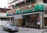 Hôtel Bahreïn - Al Jazira Hotel-2