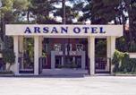 Hôtel Gaziantep - Arsan Hotel-1