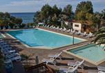 Camping avec Accès direct plage Vallauris - Camping Villagio Dei Fiori-1