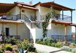 Location vacances Nea Kallikratia - Apartment Zorba-1