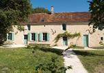 Location vacances Saint-Sauveur-en-Puisaye - La Biche de Forterre-1
