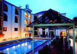 Hôtel Accra - M Plaza Hotel-4