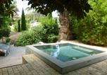 Location vacances Toulon - Holiday home Le Revest-Les-Eaux-2