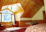 Location vacances Manali - The Clifftop Cottage-1