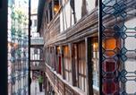 Hôtel 4 étoiles Illkirch-Graffenstaden - Hotel Cour du Corbeau Strasbourg - MGallery Collection-1