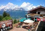 Location vacances Oberndorf In Tirol - Koasaburg-1