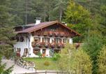 Location vacances Scharnitz - Gästehaus Arnspitzblick-1