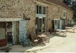 Location vacances Magnac-Bourg - Holiday Home Bourgogne Coussacbonneval-4