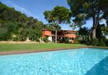 Location vacances Mont-ras - Villa Puig Cucala-1
