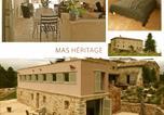 Location vacances Joyeuse - Mas Héritage-2