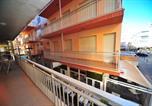 Location vacances Peñíscola - Apartamento Zona Centro Peniscola Orange Costa-1
