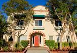 Hôtel Gorman - Santa Paula Inn-1