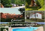 Camping avec Piscine Le Grand-Serre - Camping La Combe D'Oyans-1