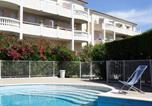 Location vacances Cogolin - Apartment La Storia-1