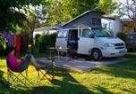 Camping avec Piscine Rivières - Camping Les Pommiers d'Aiguelèze-3