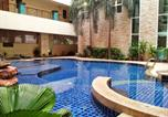 Location vacances Na Kluea - Nova Atrium by Pattaya Holiday-2