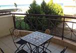 Location vacances Θεσσαλονίκη - Alina's Apartment-1