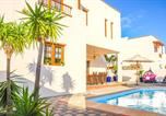 Location vacances Costa Teguise - Villa Aguamarina Iii-1