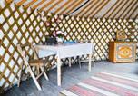 Camping North Wootton - Somerset Yurts-3
