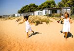 Camping avec Piscine couverte / chauffée Espagne - Camping Palmeras-3