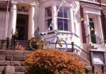Hôtel Scalby - Brunton House-4