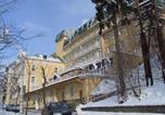Hôtel Mariánské Lázně - Spa hotel Vltava-2