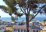 Camping avec Accès direct plage Antibes - Camping Le Pansard-1