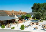 Camping avec Parc aquatique / toboggans Allonnes - Domaine De Dugny-3
