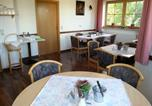 Location vacances Roggenburg - Pension Edith-1