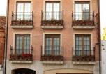 Location vacances Monzón de Campos - Hotel Rural la Concordia-1