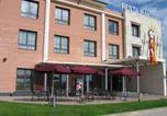 Hôtel Valladolid - Hotel Camino Real-3