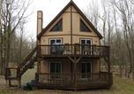 Location vacances Jim Thorpe - Three Bedroom Birch Holiday Home 151-1