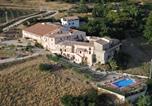 Location vacances Piana degli Albanesi - Agriturismo Masseria La Chiusa-1