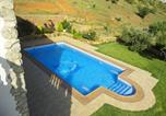 Location vacances El Gastor - Holiday Home Rancho Los Cuñaos-1