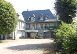 Hôtel Cantal - Enclos Pradal-3