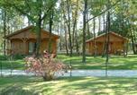 Camping Montpon-Ménestérol - Les Cottages en Périgord-3