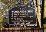 Location vacances Welwyn - Woodland Lodge-2