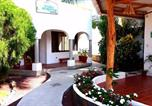 Hôtel Santa Cruz - Hostal Sueños Silvestres-1
