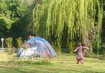 Camping avec Site nature Montfrin - Camping La Grenouille-2