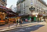 Location vacances Saint-Denis - Travelling To Paris - Championnet Apartment-1