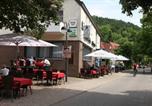 Hôtel Hechingen - Bad-Cafe-1
