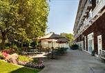 Hôtel Folsom - Lake Natoma Inn-1