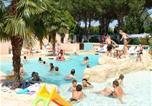 Camping avec Piscine Théoule-sur-Mer - Camping Les Cigales-1