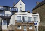 Hôtel Pleumeur-Bodou - Les Bains-1