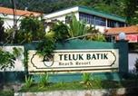 Villages vacances Lumut - Teluk Batik Resort-1