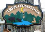 Location vacances Front Royal - Tree Top Lodge-2