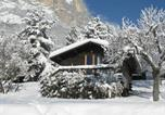 Location vacances Saint-Christophe-sur-Guiers - Chalets du Vieux Frêne-1