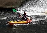 Camping en Bord de rivière Saint-Emilion - Camping de l'Ilot-4