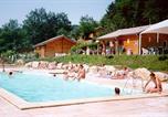 Camping La Fouillade - Village de chalets Les Chalets de la Gazonne-1